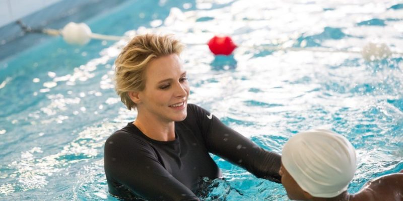 Her Serene Highness Princess Charlene of Monaco announced as Patron to Lifesaving South Africa