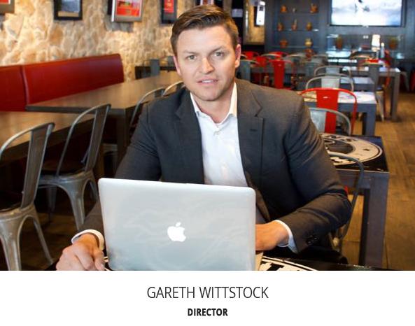 Gareth Wittstock
